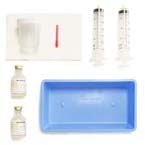 Prep Pack, KimVent, BAL Cath, Specimen Cup, 2 Syringes, Needle, Towel, Tray, Wrap