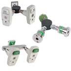 Quick Connect Duplex Coupler, Chemetron, Oxygen, Y-Style