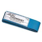 Tourniquet, AdLoop, Adult, Velcro, Blue, 14.5in x 1in