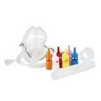 Mask, Venturi, Single Patient Use, Pediatric