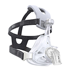 Face Mask, AF541, EE Leak 1, CapStrap Headgear, Small
