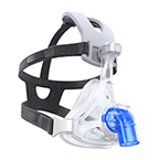 Face Mask, AF541, Standard Elbow, CapStrap Headgear, Large