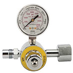 Air Regulator, 50 PSI Preset, H Cylinder, CGA346 Nut and Nipple