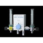 Blender, Air/Oxygen, NEO2 Blend, Flowmeters, 1-15 LPM, 3-15 LPM, 21-100% Oxygen