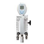 Mixer, Air/Oxygen, MaxFLO2, Low Flow, 0-10 LPM, Pole Mount