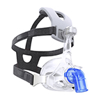 Face Mask, AF541, Standard Elbow, CapStrap Headgear, Under the Nose, XS