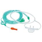 Curaplex? ETCO2/O2 Oral/Nasal Cannula, Adult, 7ft L