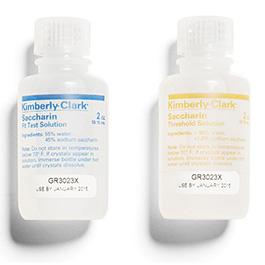 Saccharin Solution, Replacement, Fit Test