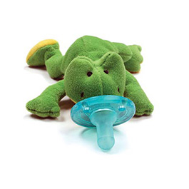 Pacifier, WubbaNub Frog, Infant