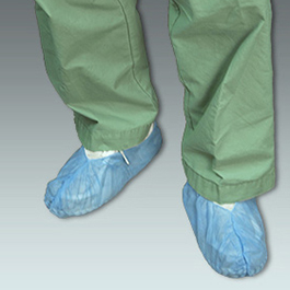 Covers, Shoe, Dynarex, Non-skid, Disposable, Non-Conductive, Universal