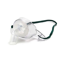 Tracheostomy Mask, Eco, Pedatric