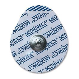 Electrode, Medi-Trace 230, Adult, Foam, Hydrogel, Teardrop, 1-3/8 in