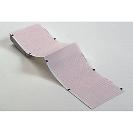 EKG Chart Paper, Kendall, Multi-Channel, 3.54in x 59ft