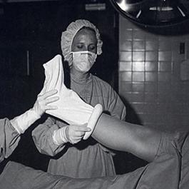 Tubular Stockinette, 3in x 4ft, Sterile, 2 Ply