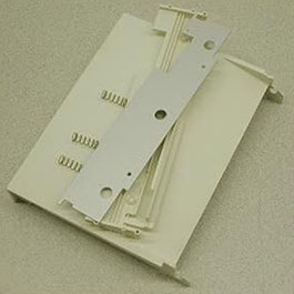 Paper Table Kit, incl Springs, Metal Mounting Plate, Latch Assy, Excluding Roller, for AT-2 Series