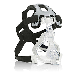 AF531 Face Masks, Standard Elbow, CapStrap Headgear