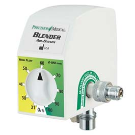 High Flow Oxygen/Air Blenders