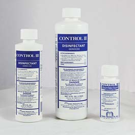 Controll III Disinfectants
