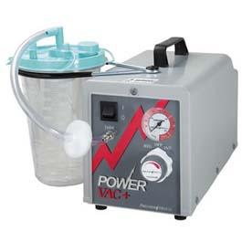 Power Vac Plus Aspirator Suction Units