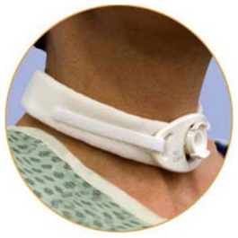 Tracheostomy Collar, Bariatric, 2-Piece