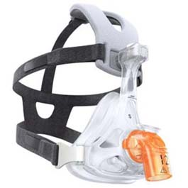AF541 Face Masks, Standard Elbow, 4-Point Headgear