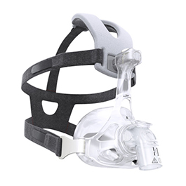 AF541 Face Masks, EE Leak 1, UTN, CapStrap Headgear